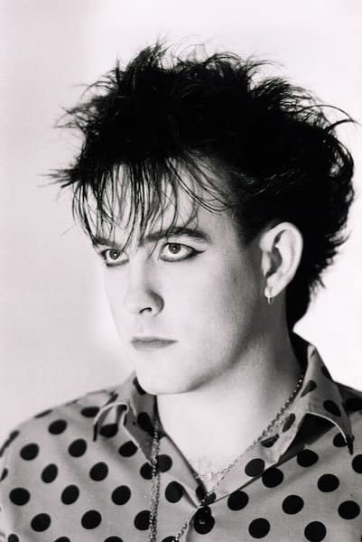 Robert Smith of The Cure