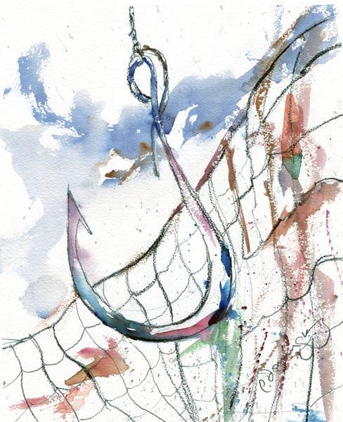The Hook Art | Patrick Dominguez Art