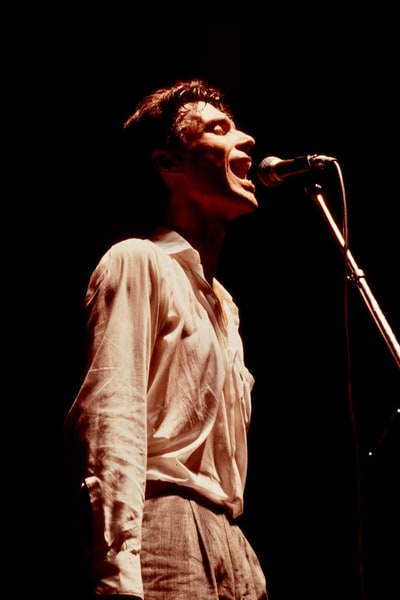 David Byrne of Talking Heads