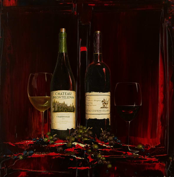 The Wines That Roared   Fine Art Print Art | Thomas Easley Art