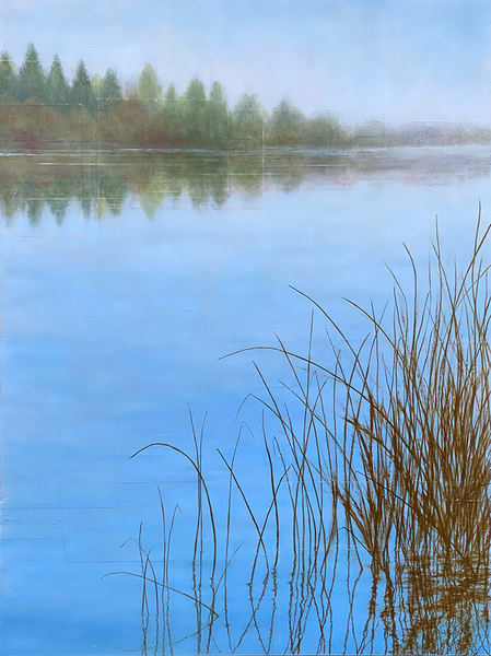 Lakeside Reverie Art | Fountainhead Gallery