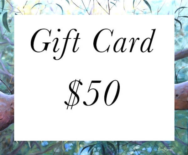 $50 Gift Card - Ebony Bennett
