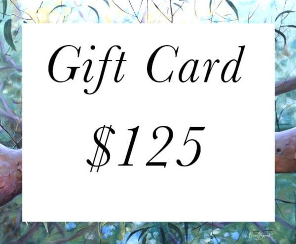 $125 Gift Card - Ebony Bennett