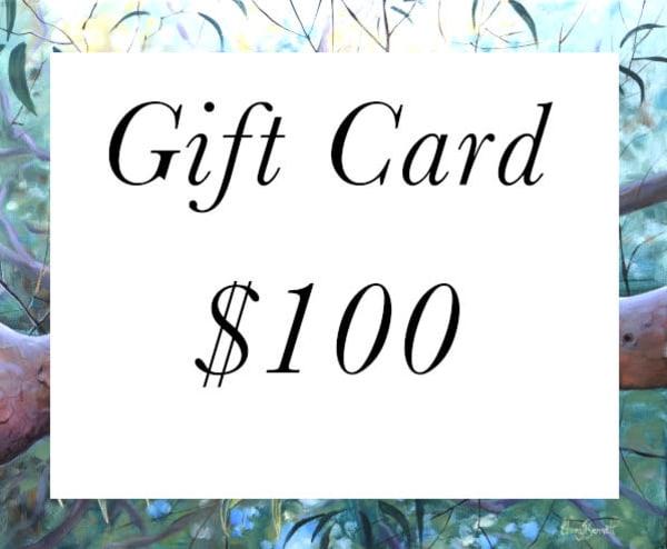 $100 Gift Card - Ebony Bennett