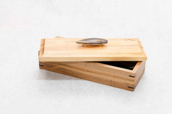 Handcrafted Wooden Box   Large | http://www.mooseprintsgallery.com
