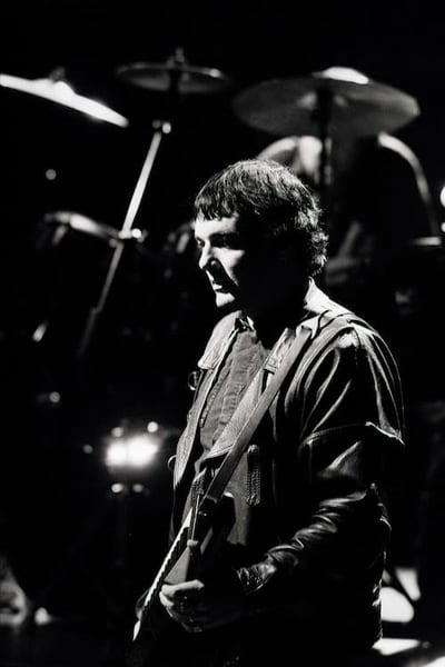 Dave Greenfield of The Stranglers