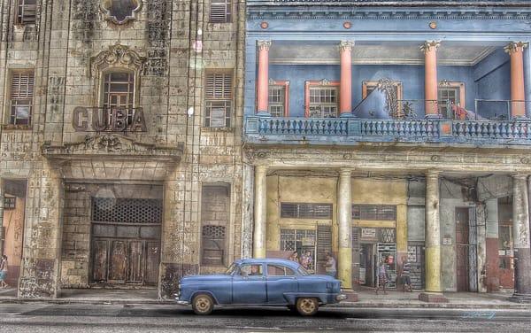 Blue Havana Art | Danny Johananoff