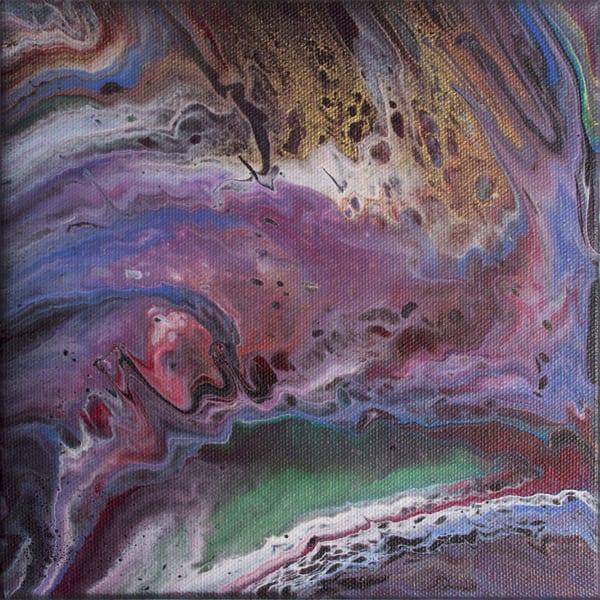 Falling Art | Carol Roullard Art
