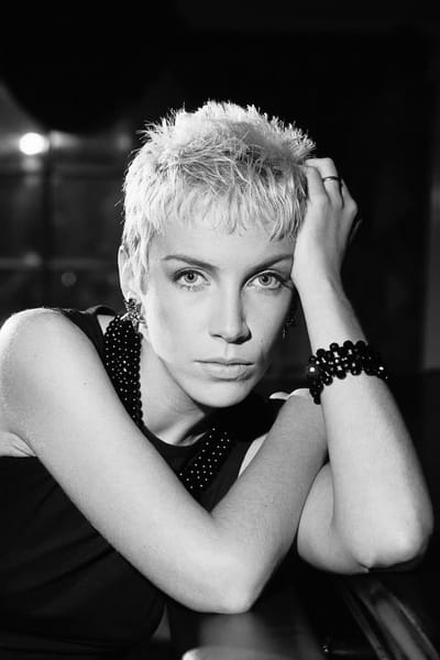 Annie Lennox of Eurythmics