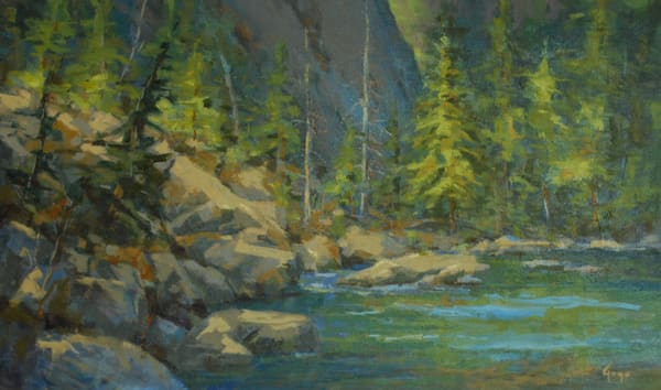Secluded Cove Art | Gary Gore