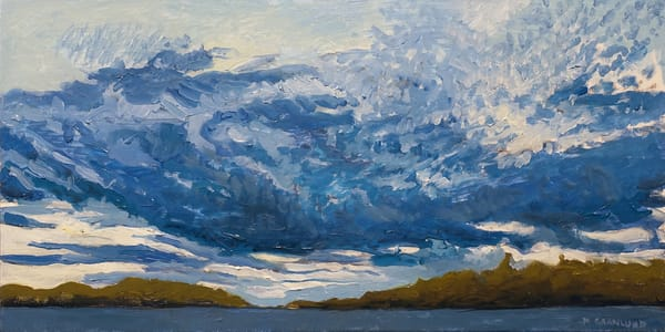 Horizon II (cloud) by Mark Granlund