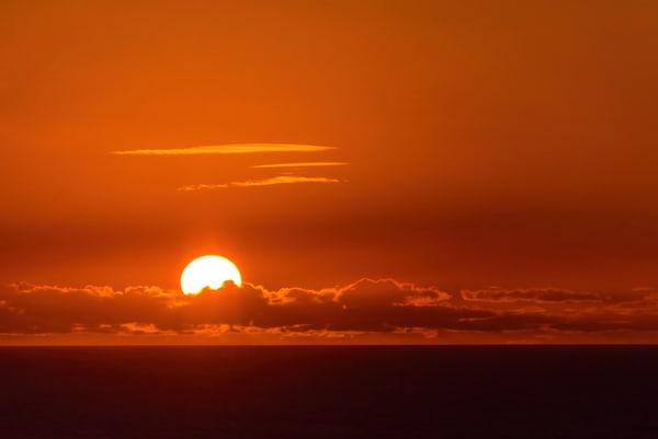 Hawaiian Sunset Photography Art | Greg Starnes Phtography