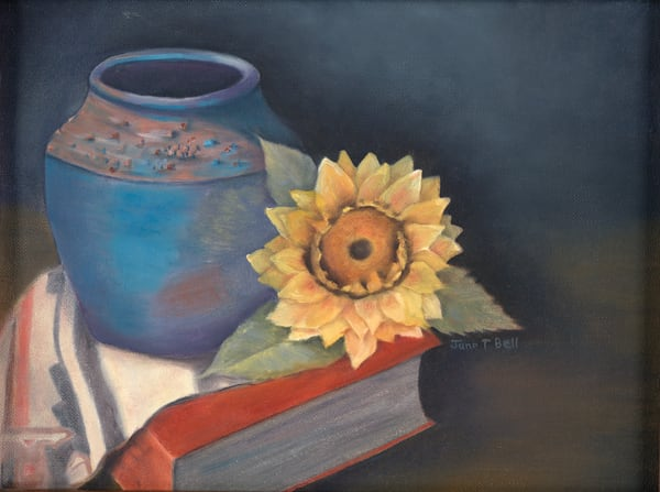 Southwest Sunflower  |  June Bell Artist