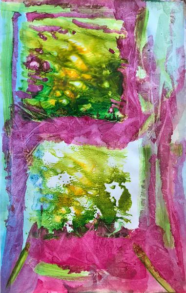 Atrium, 2011 Art | Artist Rachel Goldsmith, LLC