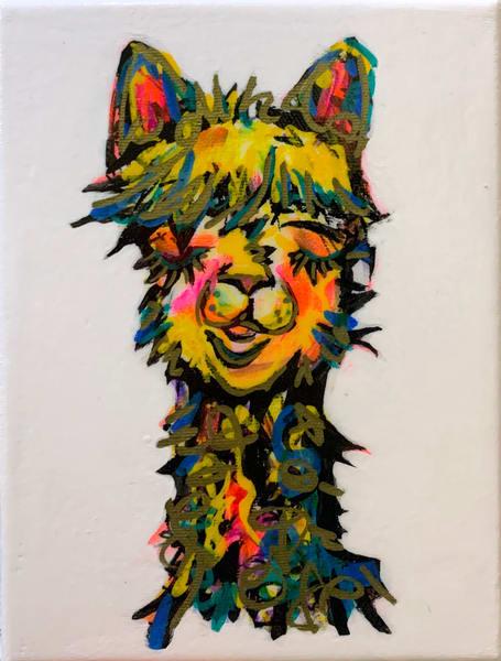 Luna Art | Kristyn Watterworth