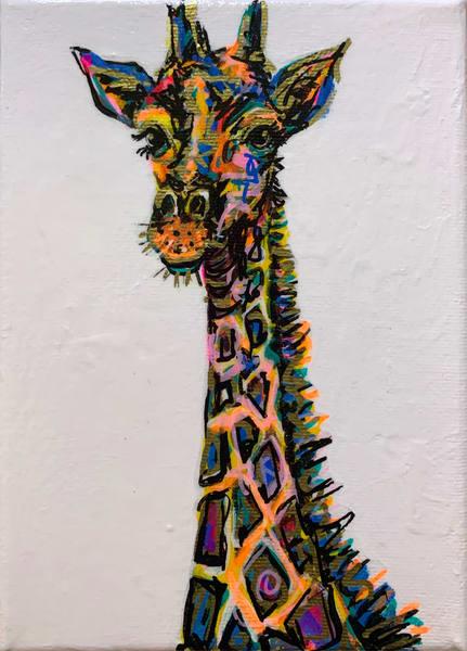 Matilda Art | Kristyn Watterworth