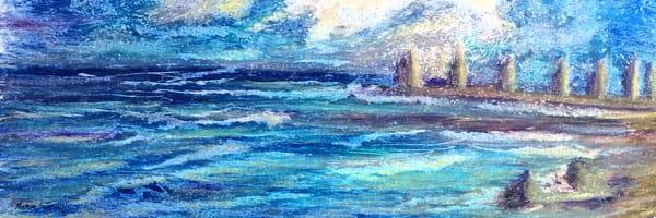 Crashing Waves  Art | Marie Stephens Art