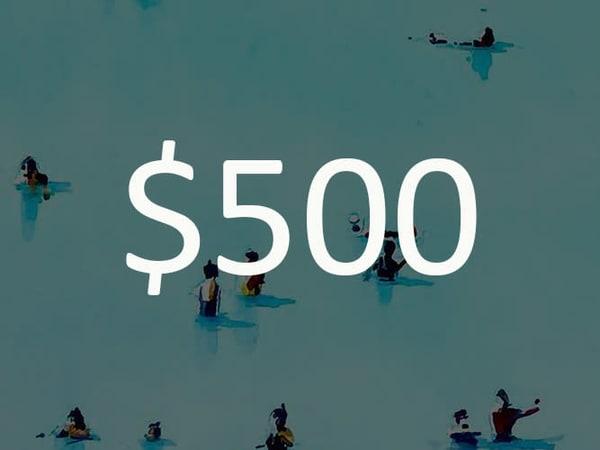 $500 Gift Card   Steven Dragan Fine Art