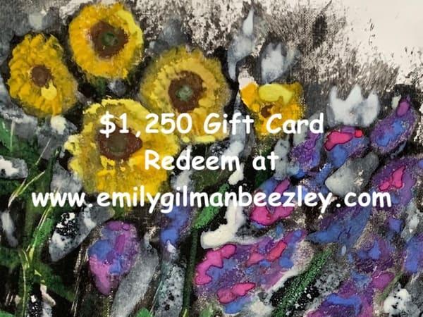 $1,250 Gift Card | Emily Gilman Beezley
