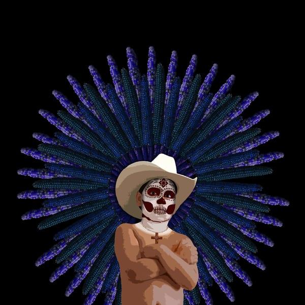 Day Of The Dead (Dia De Los Muertos) Art | Art from the Soul