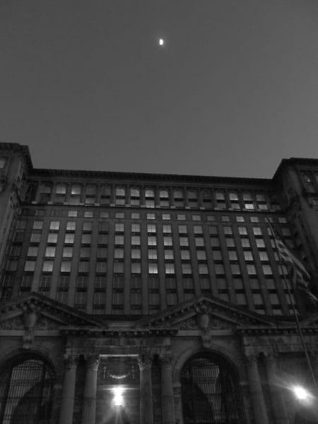 Detroit Architecture 12 April 2018 Original Art   Lillith
