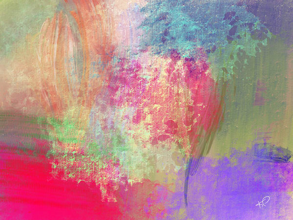 Abstract Prints by Art Maiden