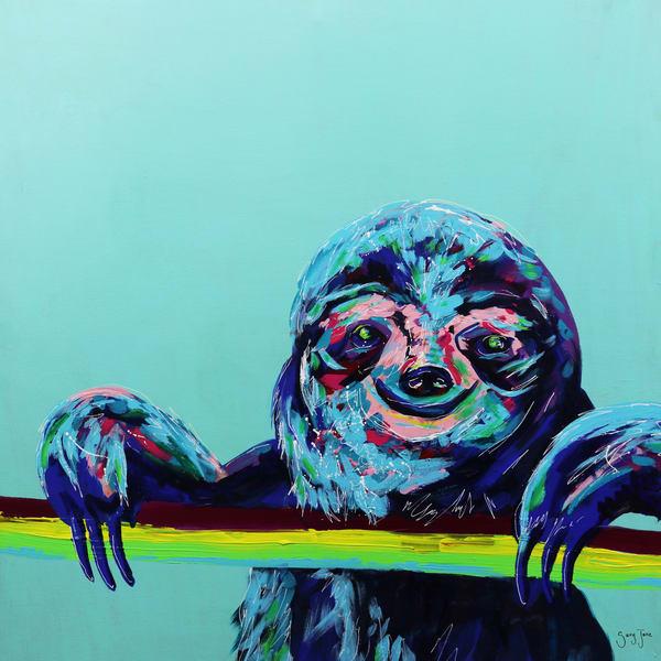 Sloan Art | Savy Jane Studios