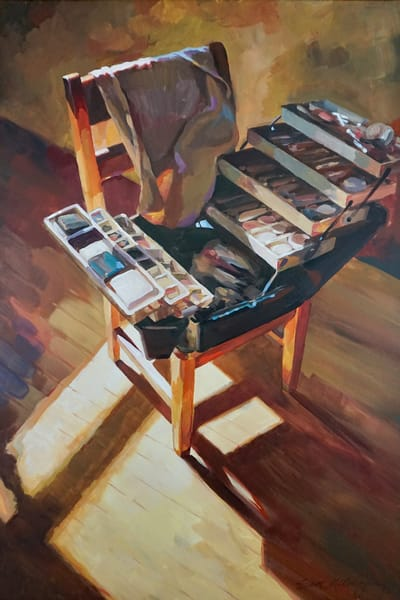 We Are All Needed Art | susie mccolgan art