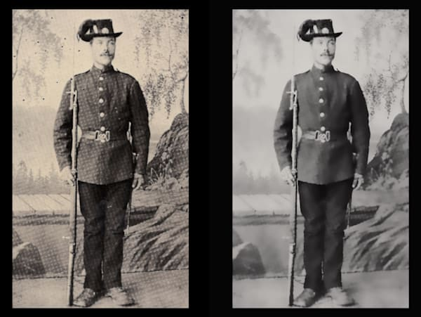 Photo Restoration Service Silver Level