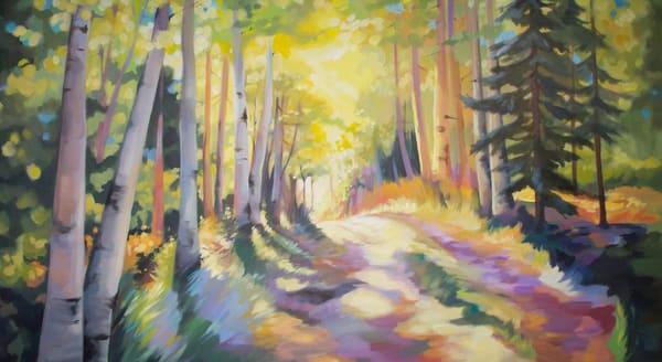 The Way Home Art | susie mccolgan art