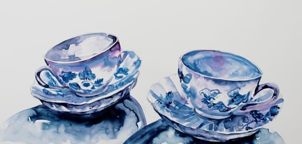 Tea To Tango Art | Karen Bishop Artist