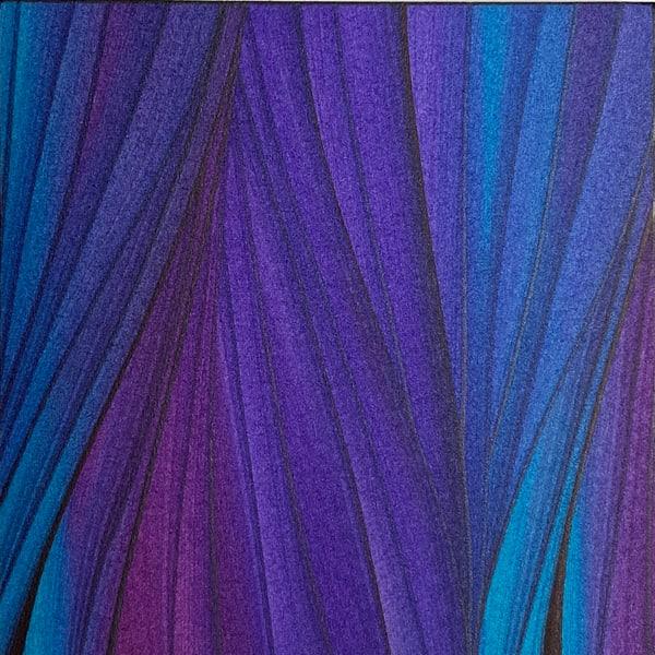 Color Cube 30   Origianal Art   madeleinedurham