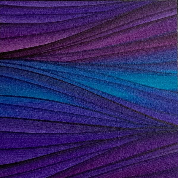 Color Cube 31   Original Art   madeleinedurham