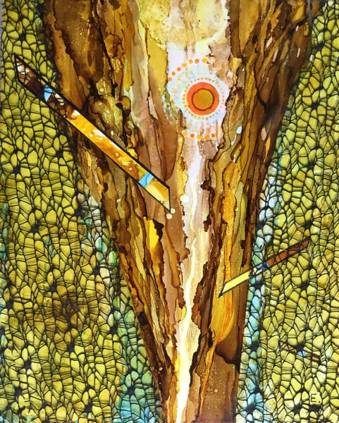 Web Of Desire Art | Maitri Studio
