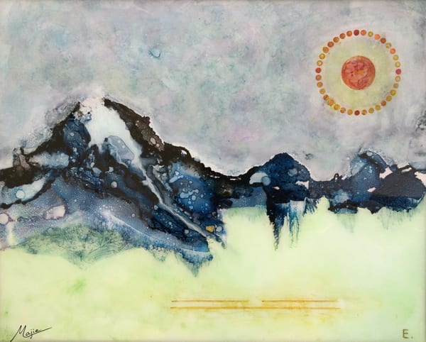 Dreaming Of Shambhala Art | Maitri Studio
