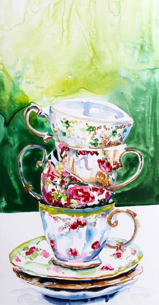 Tea Paintings