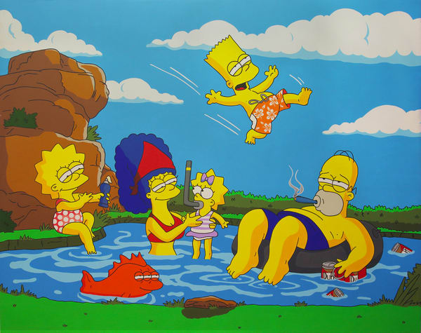 Bartholomew Springs Art | War'Hous Visual Art Studio