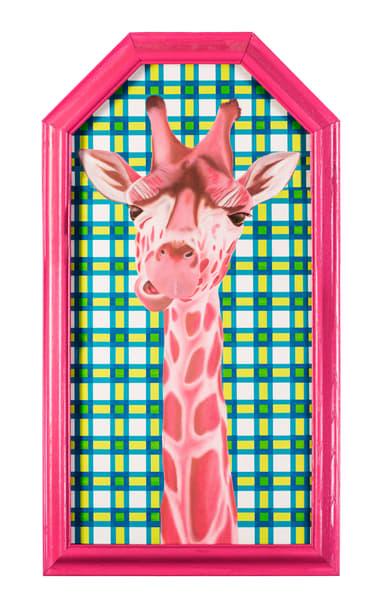 Giraffe Art | War'Hous Visual Art Studio