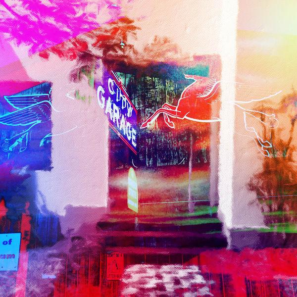 Psychedelic Doorway Photography Art | Carol's Little World
