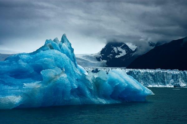 Perito Moreno Glacier Art | karenihirsch
