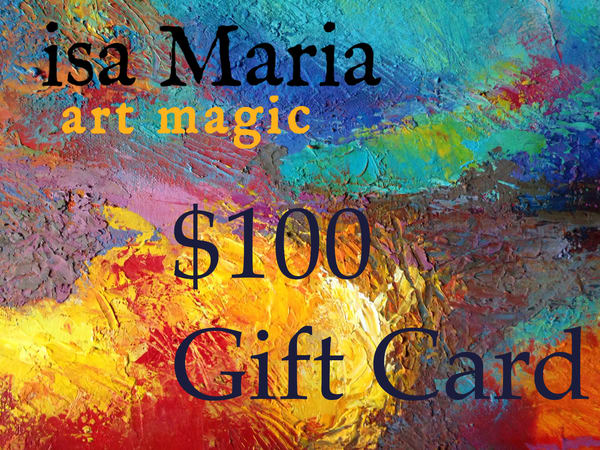 $100 Gift Card | isa Maria
