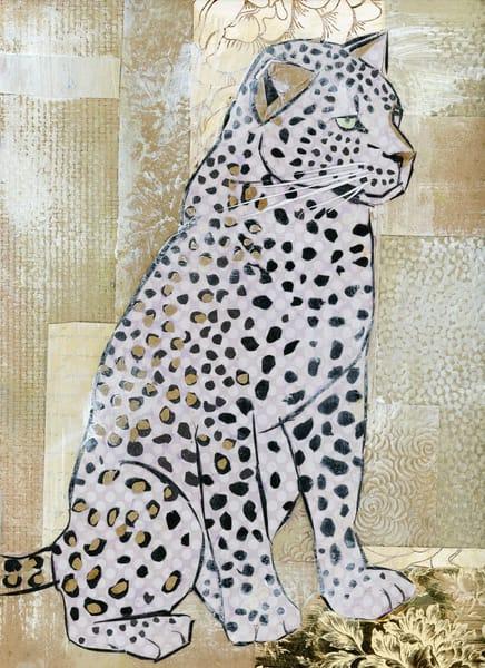 Leopard Beauty Art | Jenny McGee Art