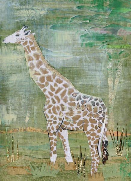 Majestic Girafe Art | Jenny McGee Art