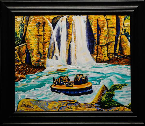 Thunder River Art | War'Hous Visual Art Studio