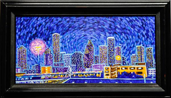 View From Elder Street Lofts Art | War'Hous Visual Art Studio