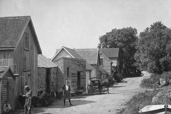 Lobster Lane 1889 Art | capeanngiclee