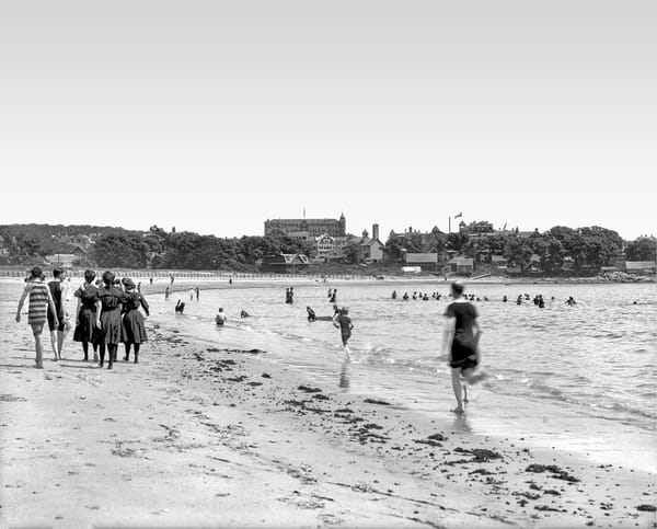 Magnolia Beach 1906 Art   capeanngiclee