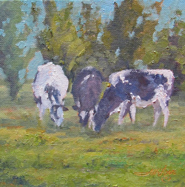 Country Trio Art | Artisanjefflove