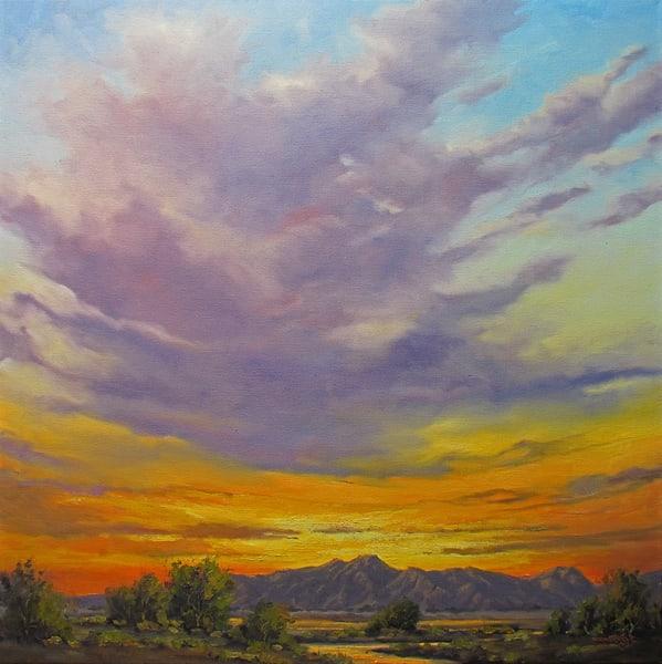 Desert Sky Divine Art | Artisanjefflove