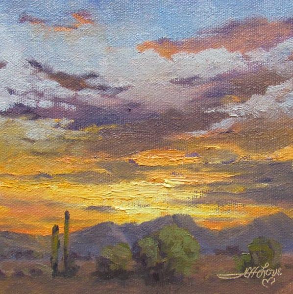 Sultry Sunset Art | Artisanjefflove